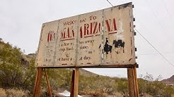 The Ghost Town That Refuses To Die - Route 66 Oatman Arizona