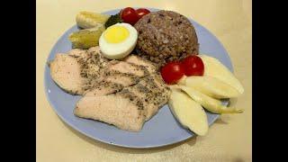 Cuisine sous vide chicken brea…