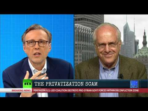 Dr Richard Wolff - How Privatizing Air Traffic Will End Safe Travel