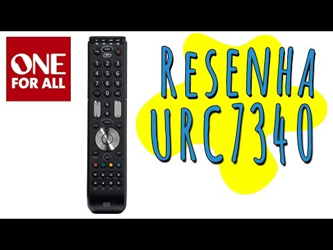 one for all urc 7110 manual