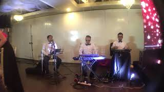 Tales of Music Jazz Band Quartet cover of the song Kahit Maputi na Ang Buhok Ko Party Musicians