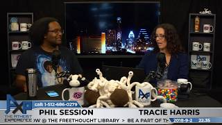 Atheist Experience 22.35 with Tracie Harris and Phil Session