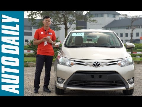 Thử đo thực tế mức tiêu thụ nhiên liệu của Toyota Vios