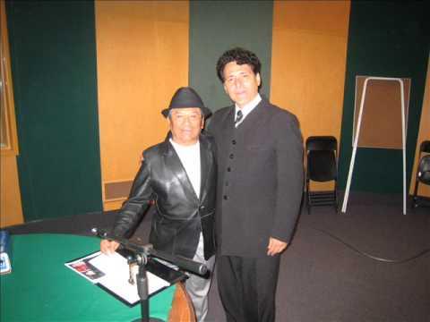 Armando Manzanero - Guillermo Romero Ismael