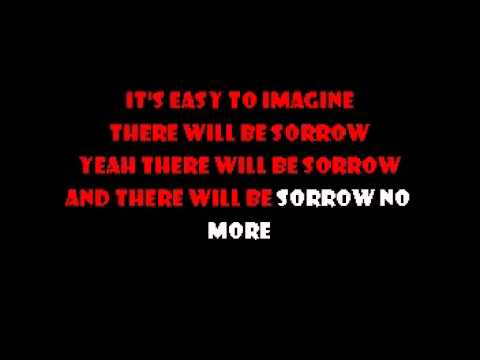 Sorrow - Bad Religion Karaoke