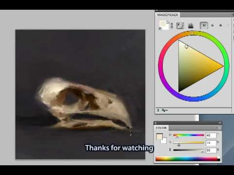 Color Wheel In Photoshop CS3/CS4/CS5/CS6/CC/CC2014: Magic Picker Extension Panel
