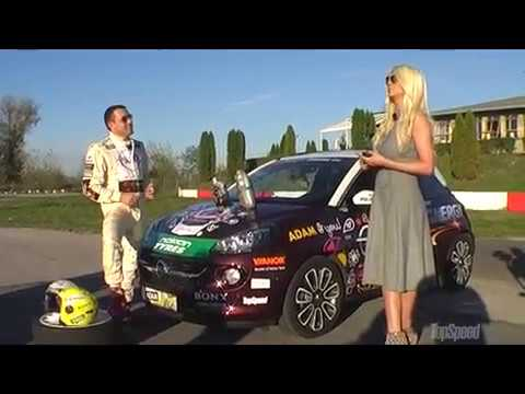 Jelena Karleuša - Opel VIP Challenge by G-Energy 2013