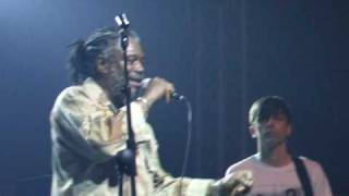 Horace Andy - Hymn of the Big Wheel (25/4/09 Castelfranco Emilia,Bosco Albergati)