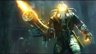 Bioshock 2 Remastered All Cutscenes (Game Movie) 1080p 60FPS