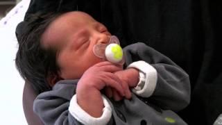 Naissance : Lenie, premier bébé de l'année à Saint-Quentin-en-Yvelines