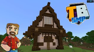 Farm Cottage!- Truly Bedrock SMP Season 2! - Episode 54