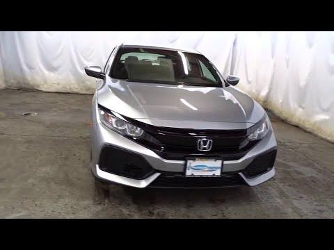 2018 Honda Civic Hatchback Hudson, West New York, Jersey City, Tenafly,  Paramus, NJ HHJU425596