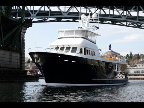 """81' Northern Marine 2006 """"African Queen"""" Offered For Sale"""