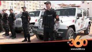 Le360.ma •  أكادير تتعزز بدائرة شرطة جديدة
