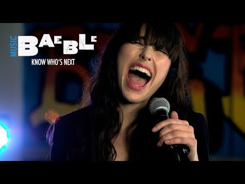 Now Playing:  Kimbra In Session