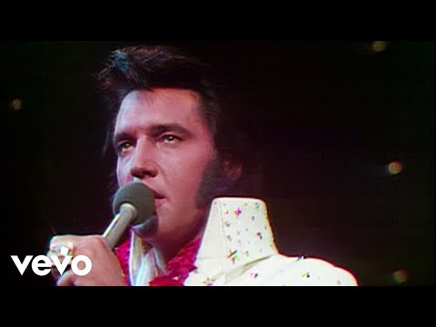 Elvis Presley - Something (Aloha From Hawaii, Live in Honolulu, 1973)