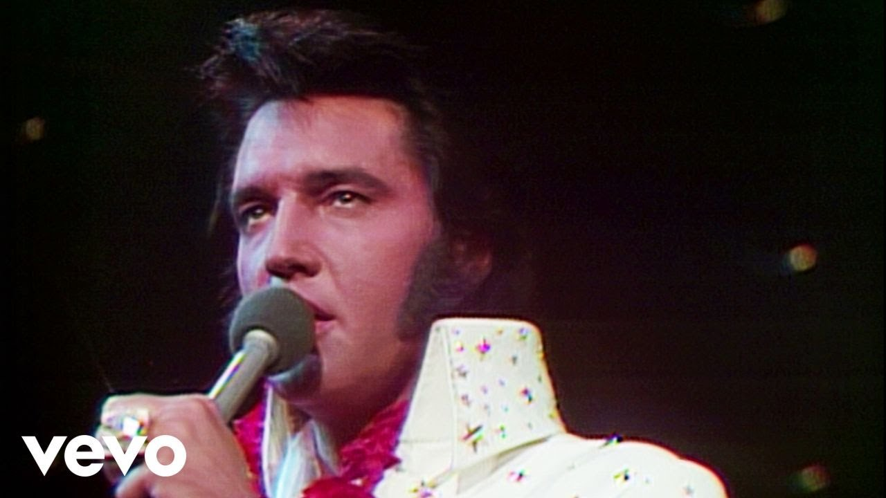 Elvis Presley - Something (Aloha From Hawaii, Live in ...