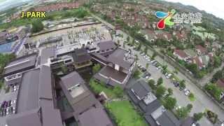 芭堤雅附近有個小日本J Park---DJI Phantom 2 with GoPro ...
