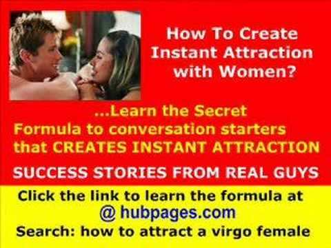 How to attract virgo woman