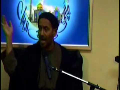 Majlis Shahadat - Imam Ali AS #1 By Maulana Jan Ali Shah Kazmi at Al Mahdi Center