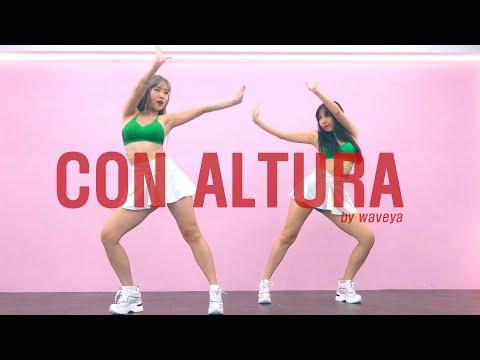 ROSALÍA, J Balvin - Con Altura Dance Cover Waveya