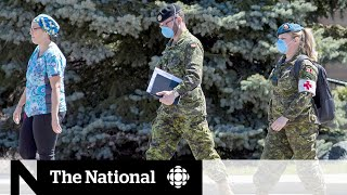 Military report puts spotlight on crisis in Ontario's long-term care homes