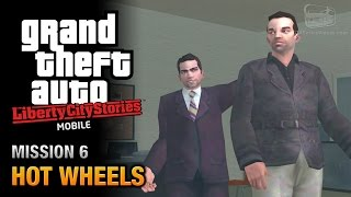 GTA Liberty City Stories Mobile - Mission #6 - Hot Wheels