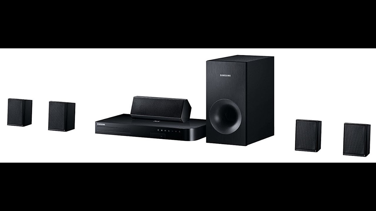 Samsung HT-E4500 Home Theater Windows