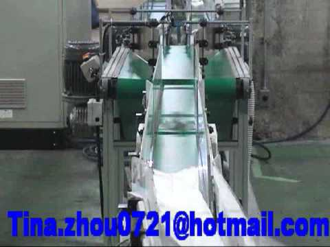 Full Automatic Facial Tissue Line with Box Packing Machine