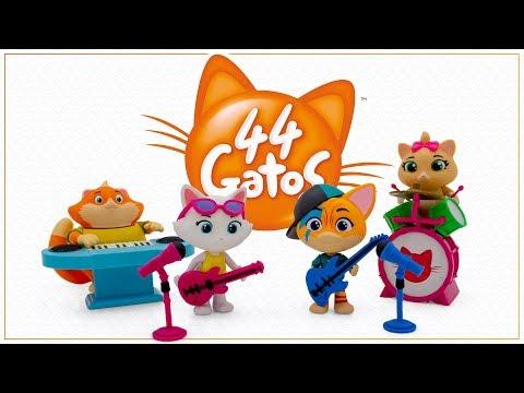 44 Gatos - Figura Colecionável Buffycats (REF. 39478)