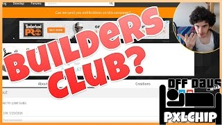 Why I Can't Get Builders Club Anymore | ROBLOX