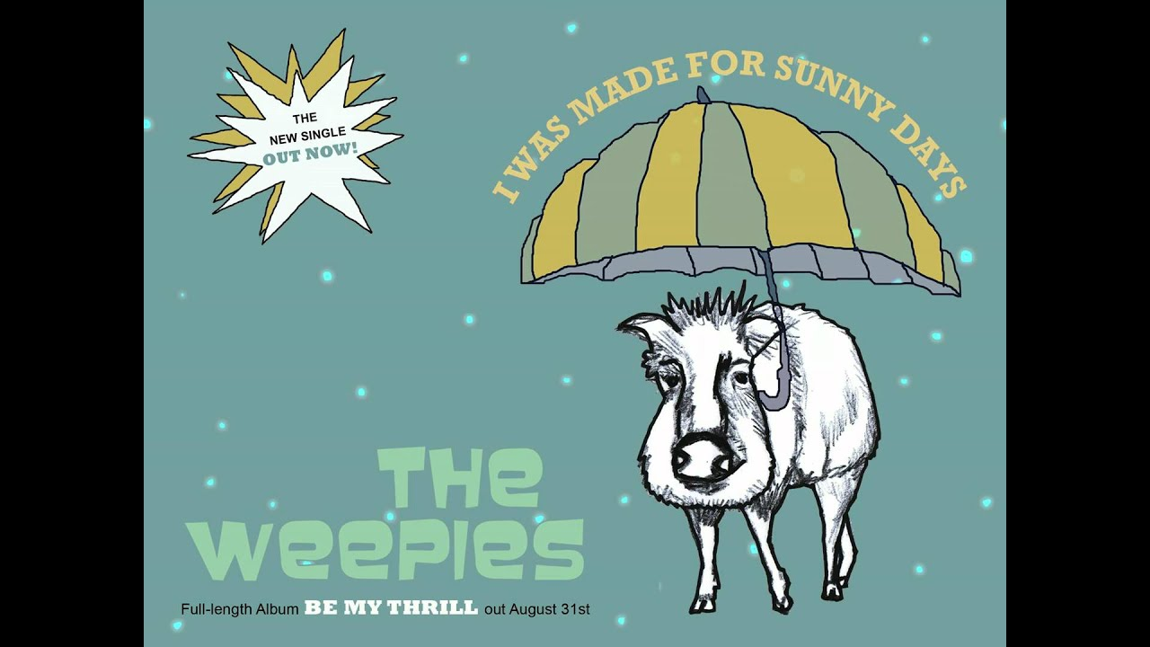 The Weepies I Was Made For Sunny Days Audio Youtube