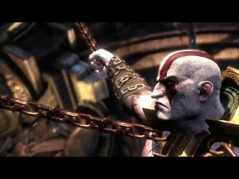 God of War - Kratos Gets Captured