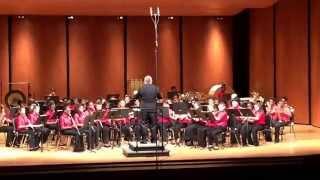 "Download LFMS 6th Grade Cadet Band performing ""Armada"""