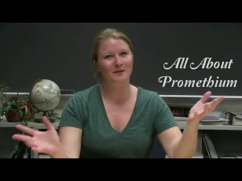 ChemChamps - Mallory Hinks - All About Promethium!