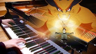 Naruto Shippuden OST - Departure To The Front Lines - SLS Piano Cover