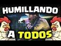 ACZINO HUMILLANDO A TODOS !! #GallosModoDios