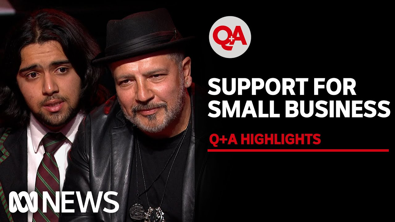 Supporting Small Business Through Lockdowns   Q+A