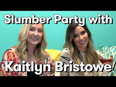 Slumber Party with The Bachelorette's Kaitlyn Bristowe!   FLARE