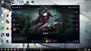 Heyo and welcome back to league of legends
