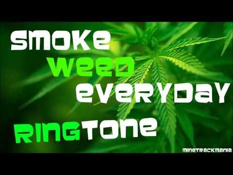 Smoke Weed Everyday Ringtone