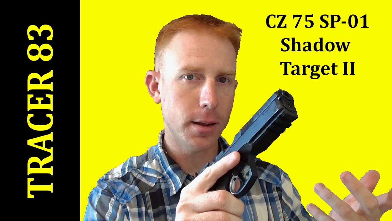 CZ 75 SP-01 Shadow Target 2: Review