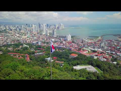 Hiking Ancon Hill