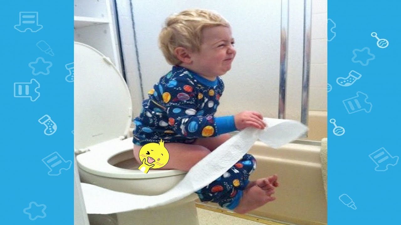 Funniest Babies Trouble Maker 1  Fun and Fails Video