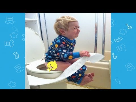 Funniest Babies Trouble Maker #1   Fun and Fails Video