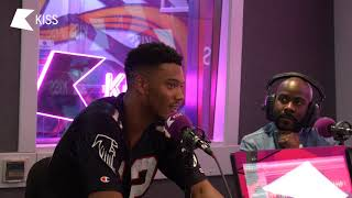 Theo Campbell talks Love Island, Dr Alex,  Adam's Tactics and Game Playing 🌴 | KISS Breakfast