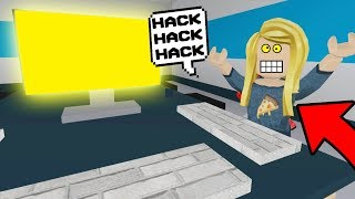 OP HACKERS CAN'T BE STOPPED! ( Roblox Flee The Facility)