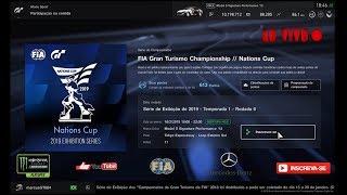 Gran Turismo®SPORT - Competições Online: Taça das Nações FIA [Campeonato Por Pontos]