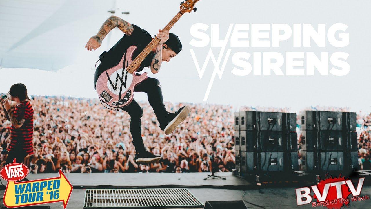 "Sleeping With Sirens - ""Kick Me"" LIVE! @ Warped Tour 2016 ..."