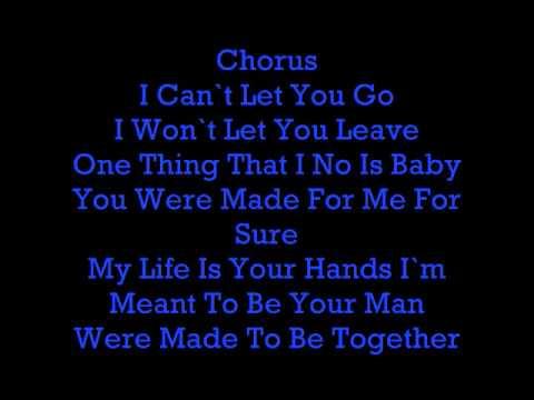 Made To Be Together Lyrics-Trey Songz